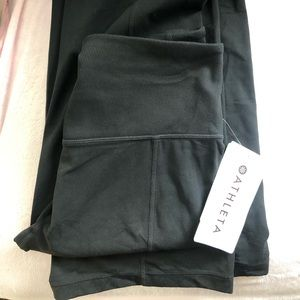NWT Athleta Barre Flare Pant